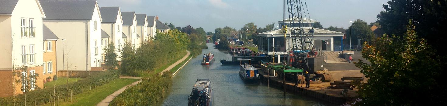 Staveton - Kennet & Avon Canal
