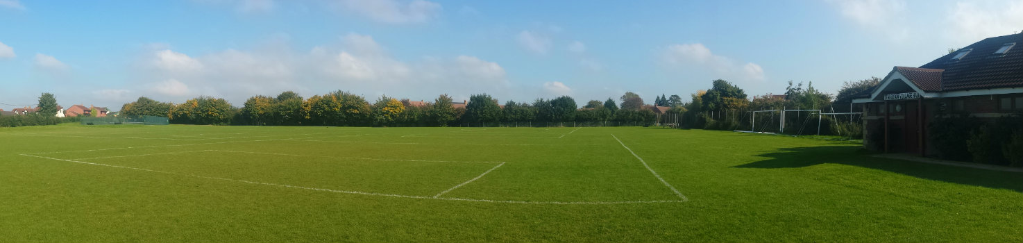 Staverton Sports Field